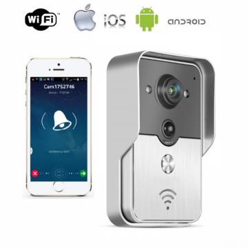 Wi-Fi / LAN IP camera video intercom AW-DB002P-HD