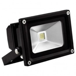 LED flood light 10W-cold white
