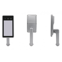 Temperature Measurement Face Recognition Terminal ( Detection of high human body temperature)