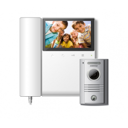 "4.3 ""color TFT LED video doorphone - set - AW-01/43K2/40K"