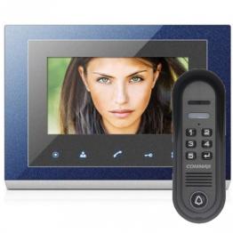 7'' цветен TFT LED видеодомофон -комплект - AW-06/70S/4CPNK+подарък
